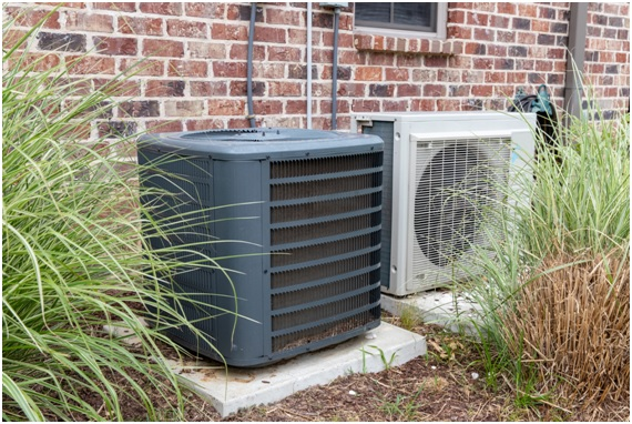 Cover up your air conditioner
